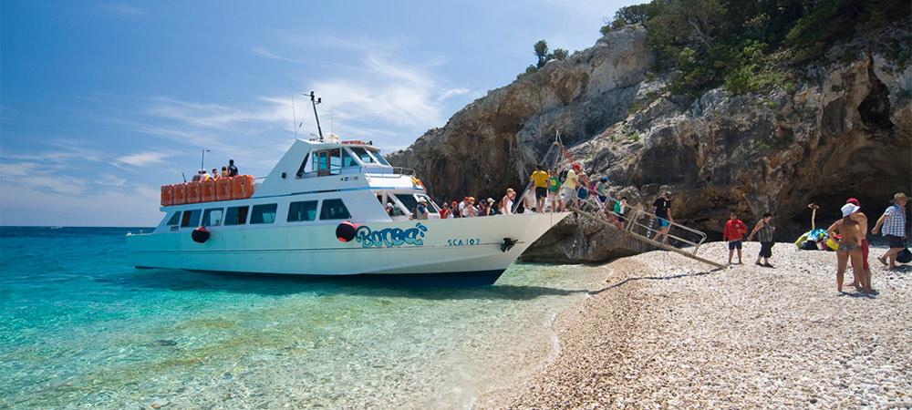 Nuovo consorzio marittimo Ogliastra